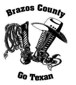 Brazos County Go Texan